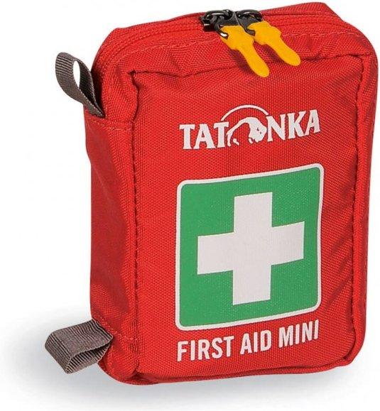 Tatonka - First Aid Mini - Erste Hilfe Set Gr One Size rot