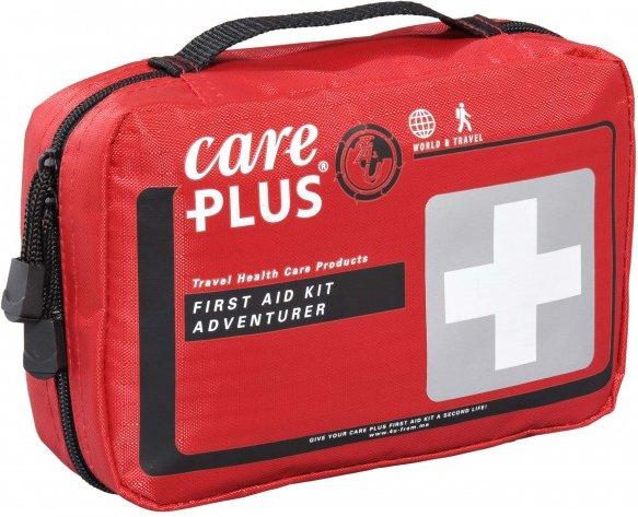 Care Plus - First Aid Kit Adventurer - Erste-Hilfe-Set - Erste Hilfe Set rot