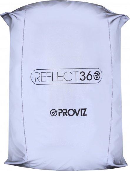 Proviz - Rucksackcover Reflect 360 - Regenhülle grau
