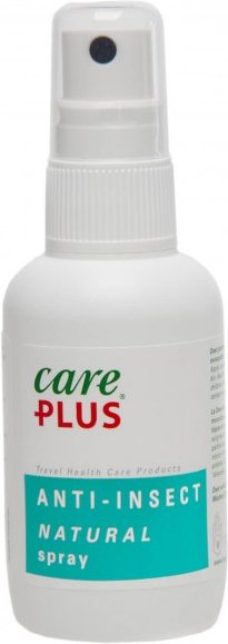 Care Plus - Anti-Insect Natural Spray - Insektenschutz Gr 100 ml