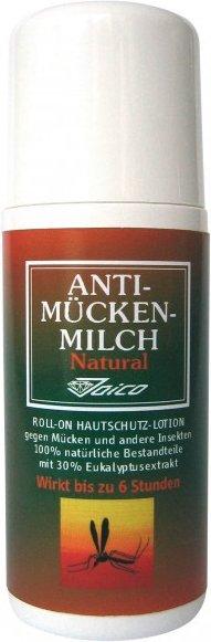 Jaico - Anti-Mücken-Milch Natural - Insektenschutz Gr 50 ml grün/rot