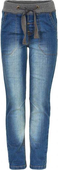 Minymo - Kid's Basic 88 -Mag jeans -loose - Jeans Gr 146 blau/grau