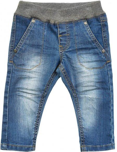 Minymo - Kid's Basic 89 -Mio jeans -loose - Jeans Gr 86 blau/grau