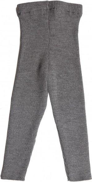 Reiff - Kid's Rippenlegging - Leggings Gr 74/80 grau