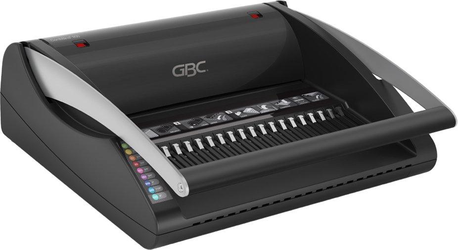 GBC Plastikbindegerät CombBind 200, schwarz