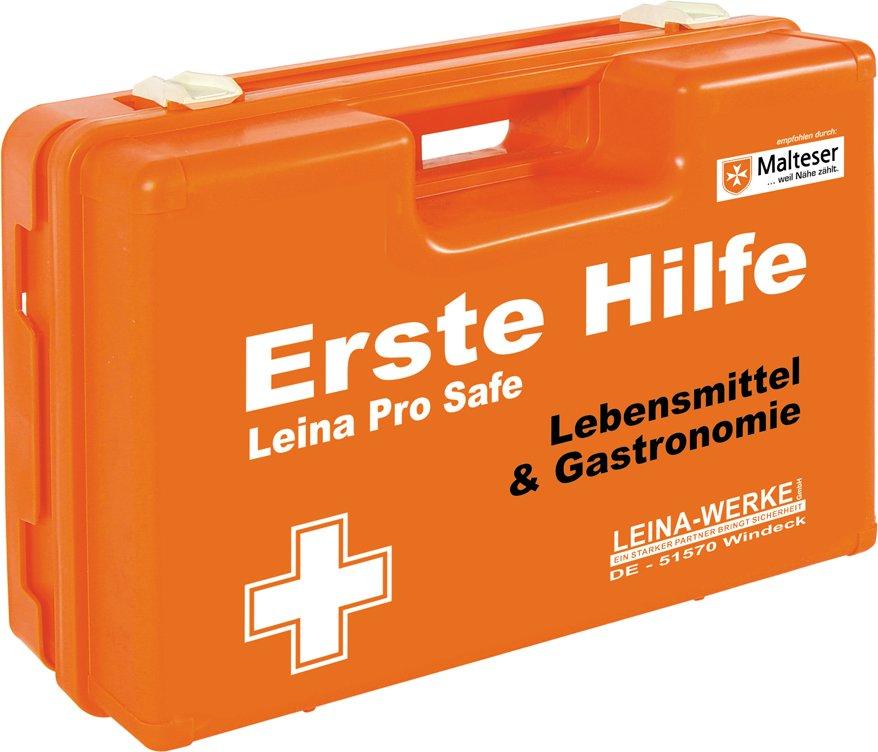 LEINA Erste-Hilfe-Koffer Pro Safe - Gastronomie