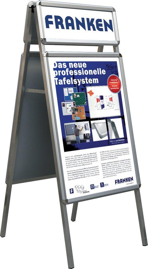 FRANKEN Plakatständer , Standard Plus, , DIN A1