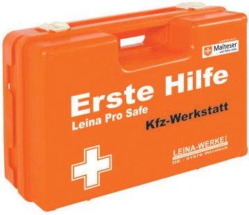LEINA Erste-Hilfe-Koffer Pro Safe - KFZ-Werkstatt