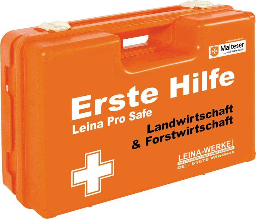 LEINA Erste-Hilfe-Koffer Pro Safe - Land-/Forstwirtschaft