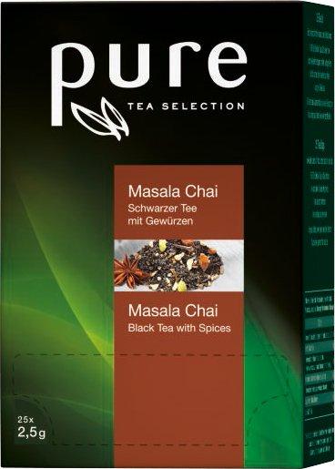 Restposten: Tchibo Tee , PURE Tea Masala Chai,