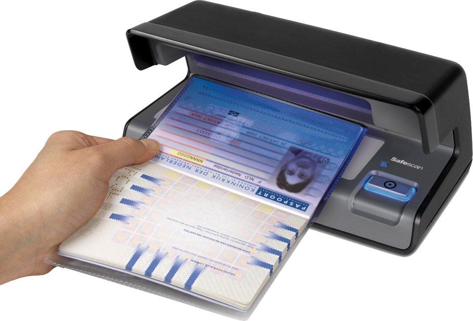 Safescan Geldschein-Prüfgerät , Safescan 70, , schwarz
