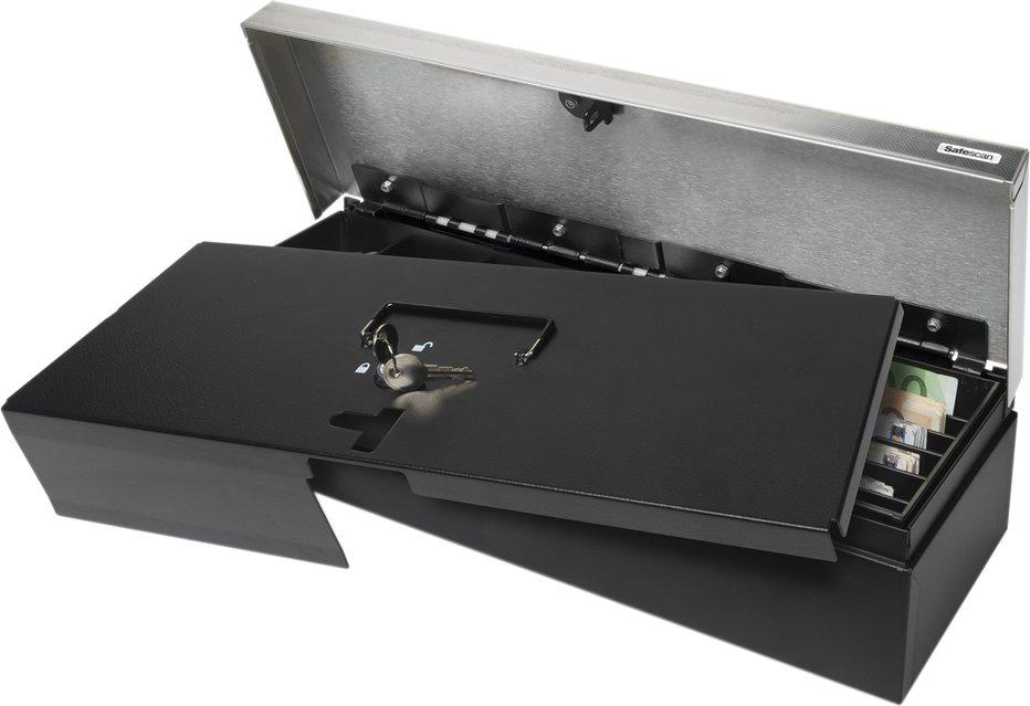 Safescan Kassenlade , SD-4617S Standard Duty, , schwarz/silber