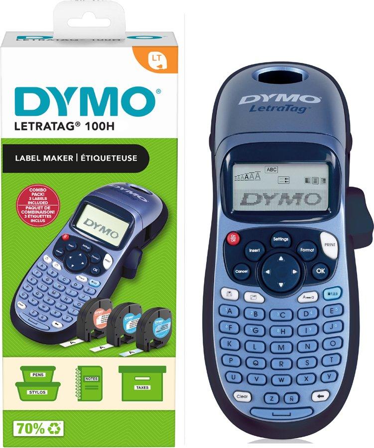 DYMO Hand-Beschriftungsgerät , LetraTag LT-100H,
