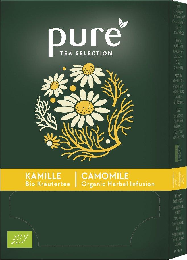Tchibo Tee , PURE Tea Kamille,