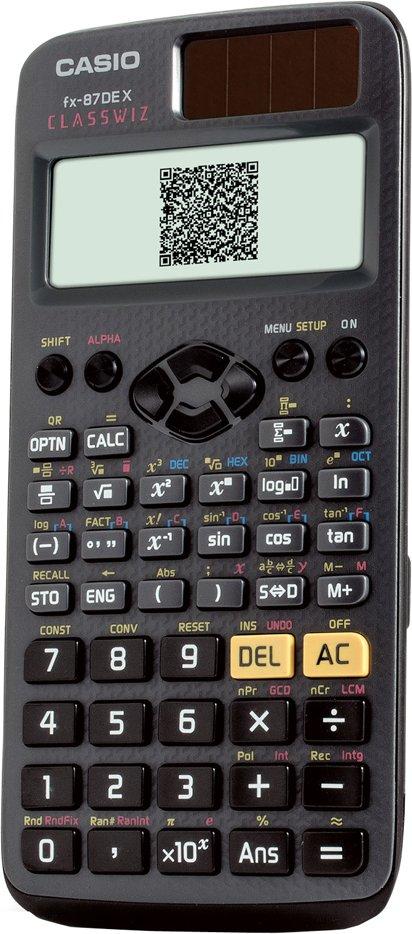 CASIO Schulrechner Modell FX-87 DE X ClassWiz