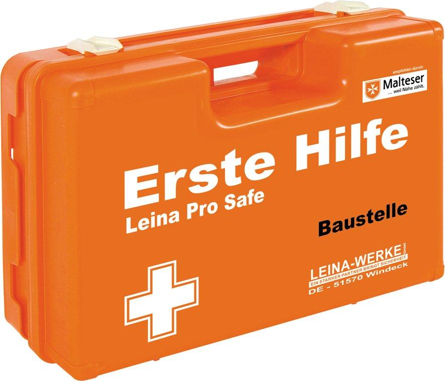 LEINA Erste-Hilfe-Koffer Pro Safe - Baustelle