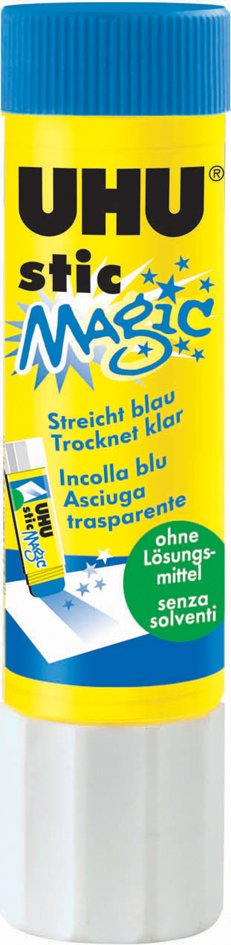 UHU Klebestift stic MAGIC, lösemittelfrei, 21 g