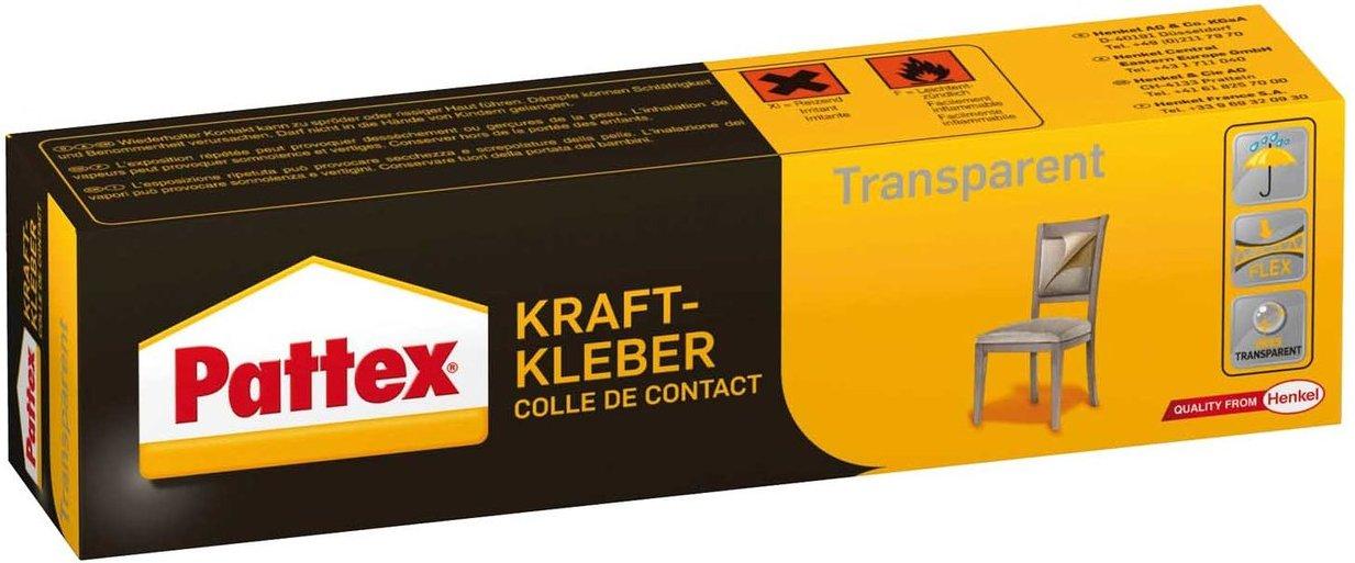 Pattex Kraftkleber transparent 50g