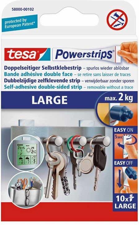 tesa Powerstrips large 10 Stück