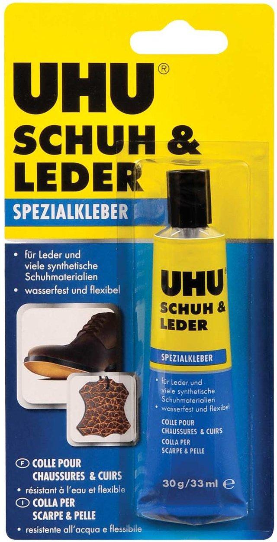 UHU Schuh & Leder Reparaturkleber 30g