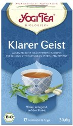 Klarer-Geist-Tee im Beutel