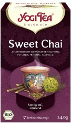 Yogi-Tee® Sweet Chai im Beutel