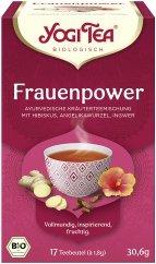 Frauen-Power-Tee im Beutel