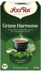 Grüne-Harmonie-Tee im Beutel