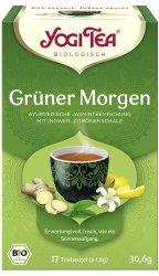 Grüner-Morgen-Tee im Beutel