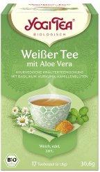 Weißtee mit Aloe Vera im Beutel