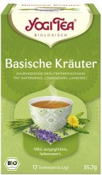 Basische-Kräuter-Tee im Beutel