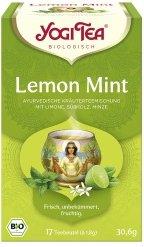 Lemon-Mint-Tee im Beutel