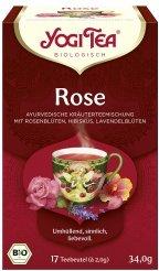 Yogi-Tee® Rose im Beutel