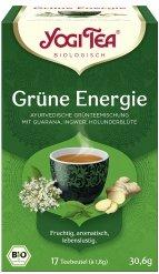 Grüne-Energie-Tee im Beutel