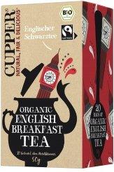 Cupper Schwarztee English Breakfast