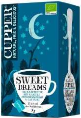 Cupper Sweet-Dreams-Kräutertee im Beutel