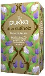Pukka Drei-Süßholz-Tee im Beutel