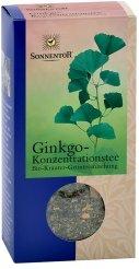 Ginkgo-Konzentrationstee