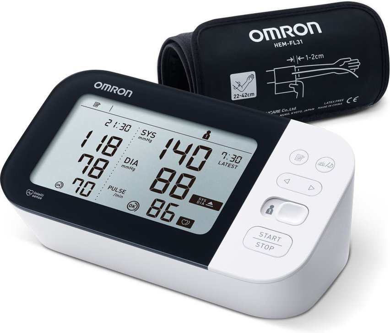 OMRON M7 Intelli IT Upper Arm Blood Pressure Monitor