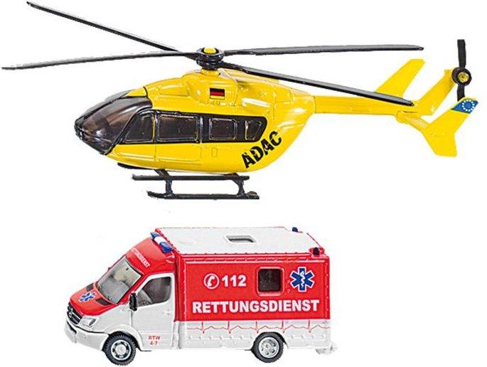 Siku Rettungsdienst-Set