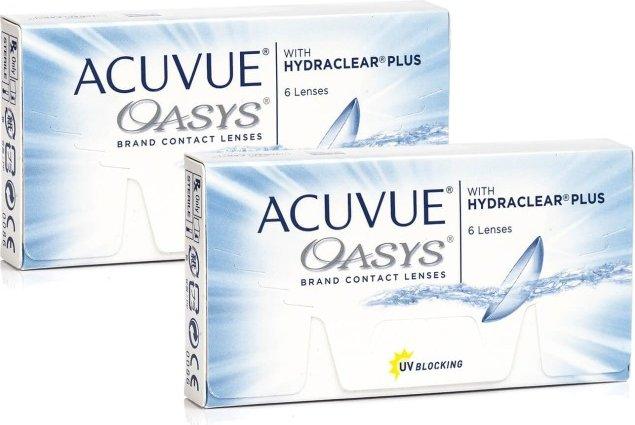 Acuvue Oasys 12er Pack
