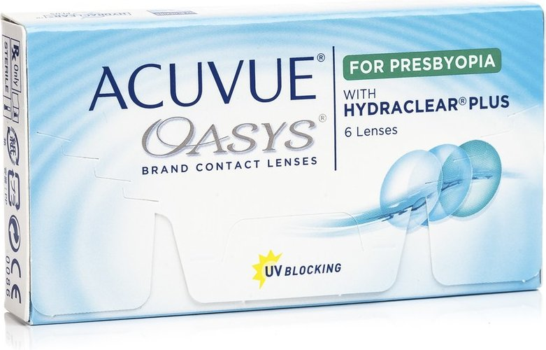 Acuvue Oasys for Presbyopia, 6er Pack