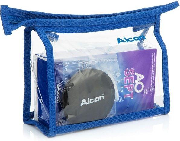AOSEPT PLUS 90 ml mit Behälter Flightpack-Größe