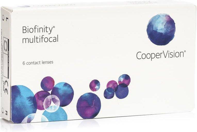 Biofinity Multifocal, 6er Pack