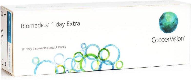 Biomedics 1 Day Extra, 30er Pack
