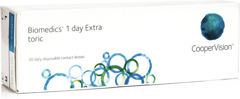 Biomedics 1 Day Extra Toric, 30er Pack