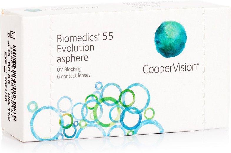 Biomedics Kontaktlinsen Marken Shop