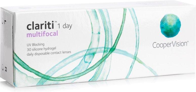 Clariti 1 day Multifocal, 30er Pack