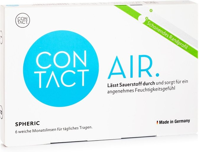 Contact Air spheric, 6er Pack