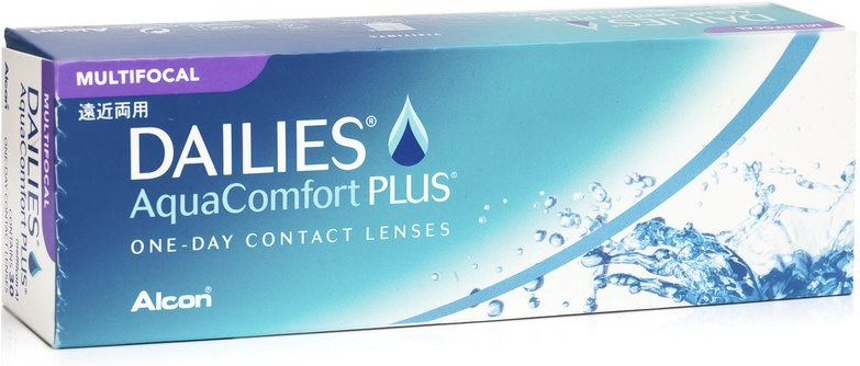 DAILIES AquaComfort Plus Multifocal, 30er Pack
